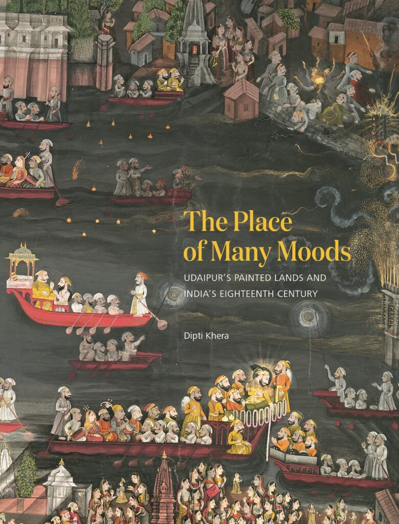 The Place of Many Moods Book Cover